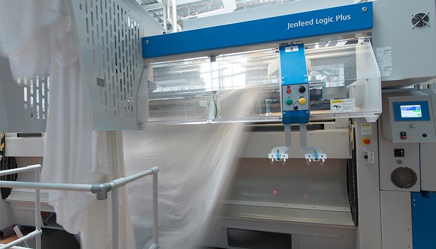 Blanchisserie industrielle à Grenoble processus qualité